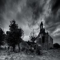 old church by himons