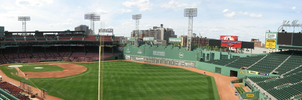 Fenway - Right Field by kkworker