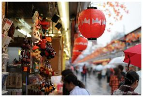 Asakusa Market by escape-is-at-hand