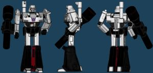 Megatron_Texture_Completed by monkeyrum