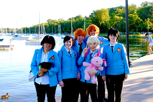 Lake Times With Ouran High by NYAHproductions
