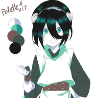 Toph Color Palette by LinaTurd
