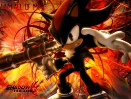 Shadow the Hedgehog Wallpaper by wolfjinchuuriki