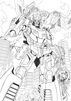 Extinction: G1 STYLE by neurowing