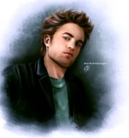 Robert Pattinson by witchingtimeofnight