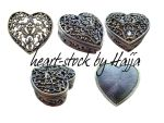 heart - jewelry box by aswad-hajja