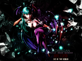 Morrigan. MVSC 3 by marcelo-g