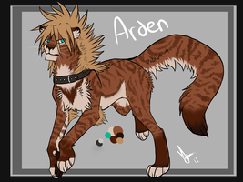 . Arden 2012 reference . by Armiyn