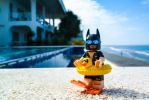 Vacation Batman by jokerjester-campos