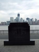WTC Grand St memorial Jersey City NJ 2 by PaulRokicki