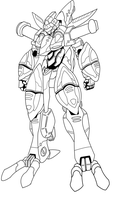 Tyruss prototype outline - raw by rithgroove