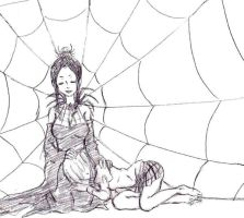 Caught in My Web by Z-Raid