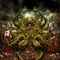 INGESTED CD-coveart by Toshihiro666