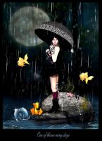 One of thoses rainy days by Loveit