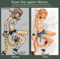 Before and After Meme by Jotaku