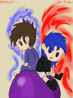 Fire and Ice by McArt-Xboxhero1991