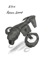 SBEP Doodles- Recon Drone by Csp499