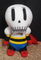 The Great and Plush Papyrus by Hieiskittygirl