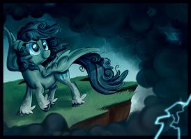 In the Eye of The Storm by Autumn-Dreamscape