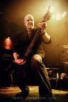 Devin Townsend growl.. by straightfromcamera