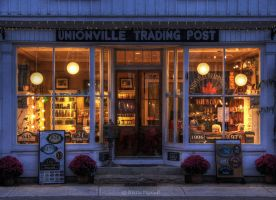 Unionville Trading Post by nix0rs