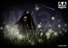 World Of threeA - Night Dance Of The Fireflies by soundlikemylo