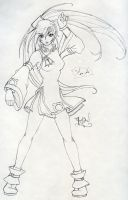 Jam of Guilty Gear by ihi-chan
