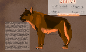 Strive Ref by onestarmarcher