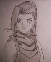 Ino by MIKEL01