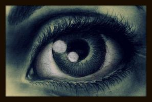 Pencil: Eye by tableaux88