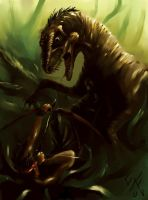 I am Turok by masterfulmind