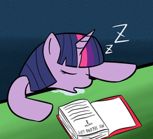 twilight reads a fic by Lamiaaaa