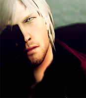 Dante (its not mine, i just adjust the size) by Elenakillingzombies