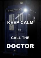 KEEP CALM_Doctor Who by Jessie-TR