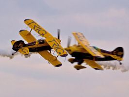 Pitts Special Team pass by davepphotographer