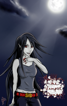 Uuuh Marceline! Why Are You so Mean ? by Ura-Moka