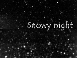 Snowy night texture pack by ale2xan2dra