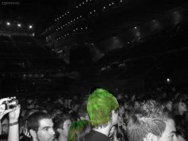 Green day I by Davero