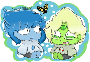 Lapidot by Celestabell