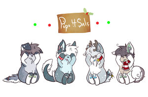 .:Adopts:. I Love The Snow! *CLOSED* by Rising-At-Midnight