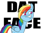 Dat Face by MysteryFanBoy718