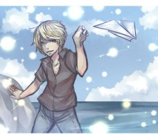 Doodle: Flying Over by MOVOLLA