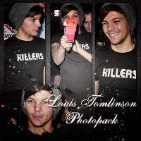 #Photopack Louis Tomlinson 007 by MoveLikeBiebs