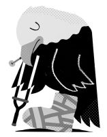 nytimes letters eagle by pandanj
