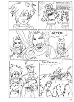 Golden Sun Comic Page 13 by Valaquia