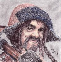 Bofur by LoonaLucy