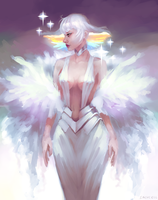 Ragyo Kiryuin (UPDATED) by sachcell
