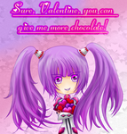 Tales of Graces Valentine ~ Sophie by RollingTomorrow