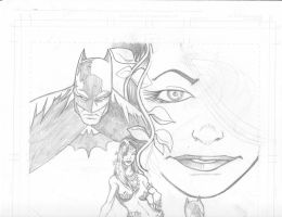 Batman submissions by LangleyEffect