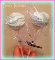 Cake Pops! by gertygetsgangster